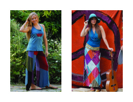 Hippie Clothing Designs